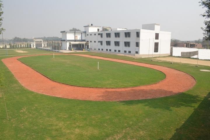 Sachdeva Millennium School- Playground