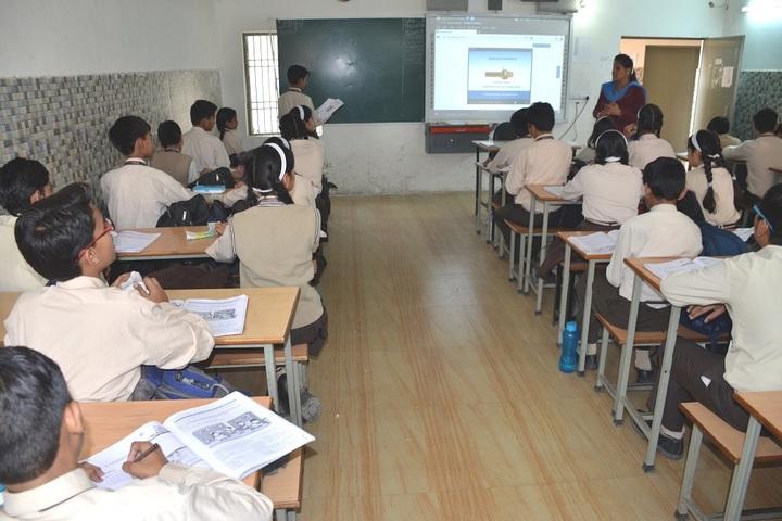 Sachdeva Millennium School- Smart class