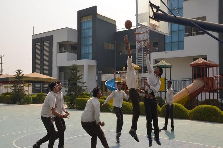 Sachdeva Millennium School-Basket ball