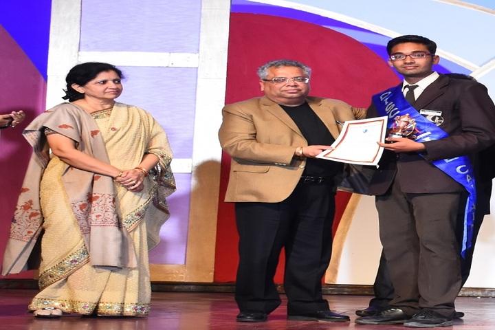 Sachdeva Millennium School-Investitute ceremony