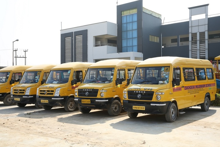 Sachdeva Millennium School-Transport