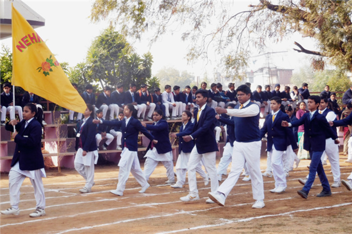 Sacred Heart Convent School- Annual Sports day