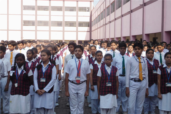 Sacred Heart Convent School- Assembly