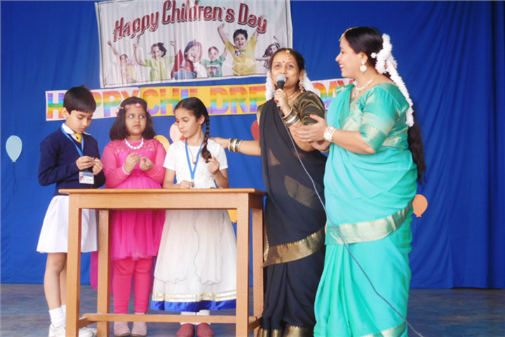 Sacred Heart Convent School- Childrens day