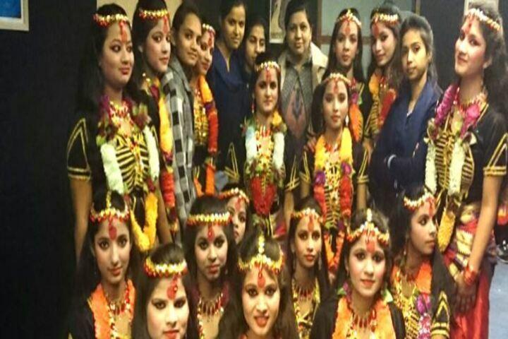 Government Girls Senior Secondary School-Cultural Event