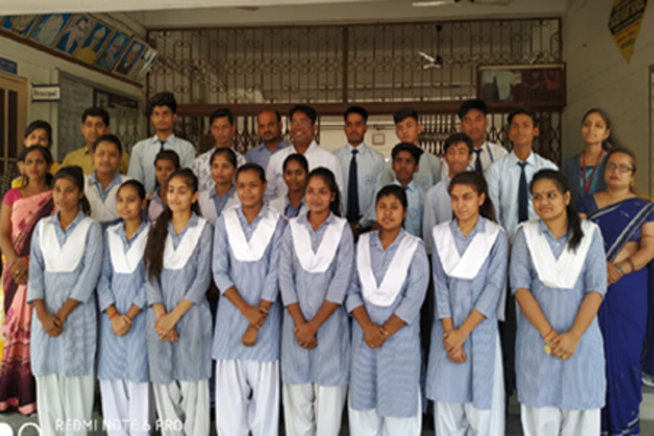 Sacred Heart School-cbse Toppers