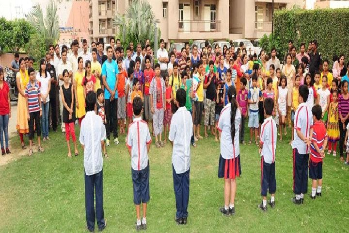 Sahil Public School-Games