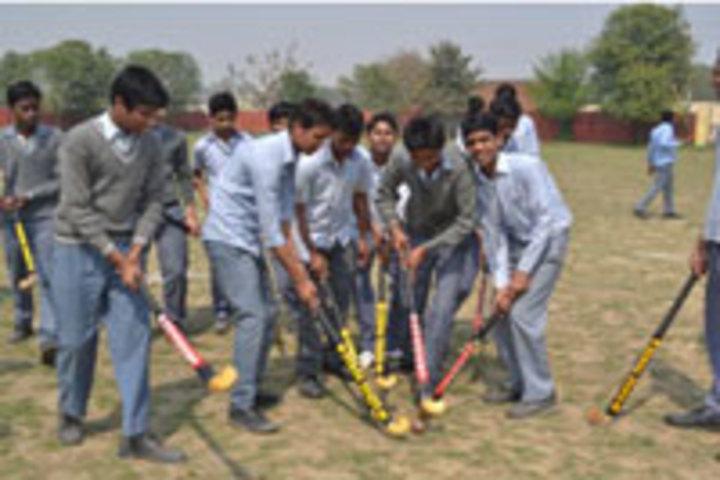 Sahil Public School-Hockey