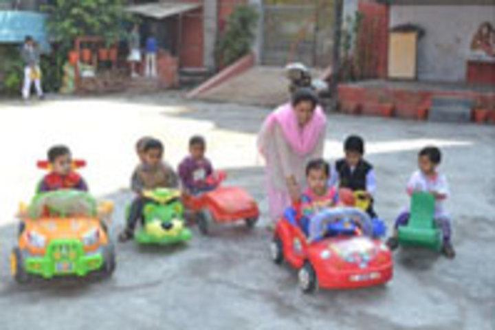 Sahil Public School-Kindergarden