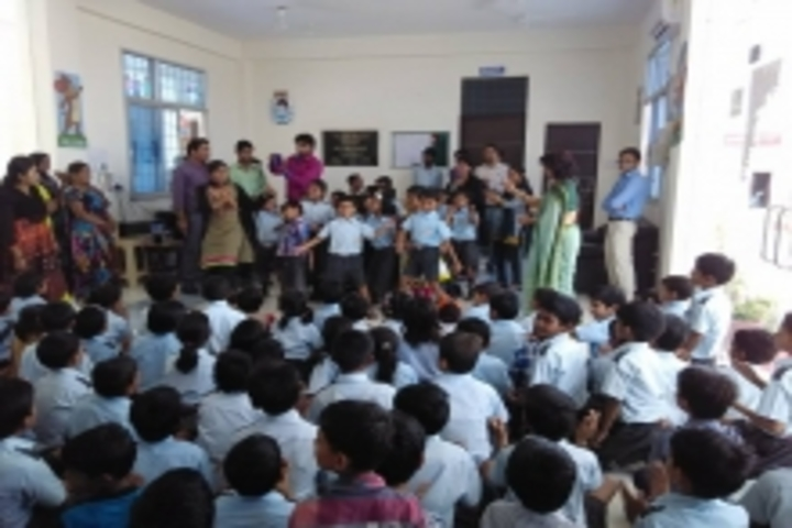 Sahu International School-Activity