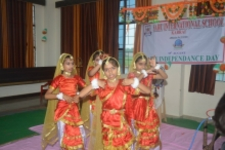 Sahu International School-Dance Performance