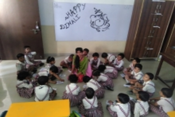 Sahu International School-Diwali Celebrations