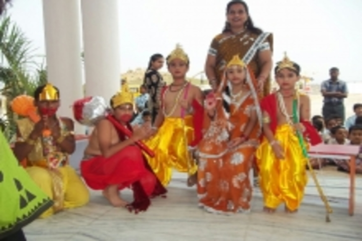 Sahu International School-Janmasthami Celebrations