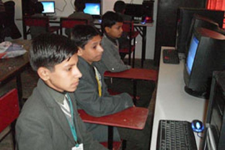 Sai Millennium School-Computer Lab