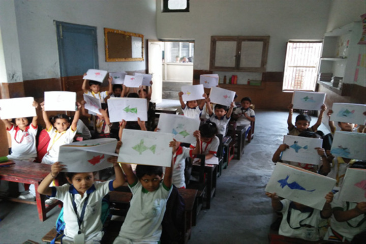Sai Millennium School-Drawing Competition