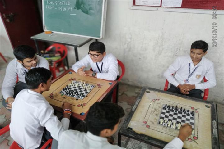 Sai Millennium School-Indoor Games