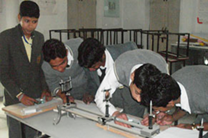 Sai Millennium School-Physics Lab