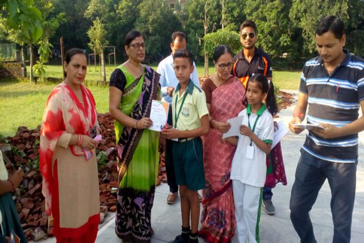 Sai Millennium School-Prize Distribution