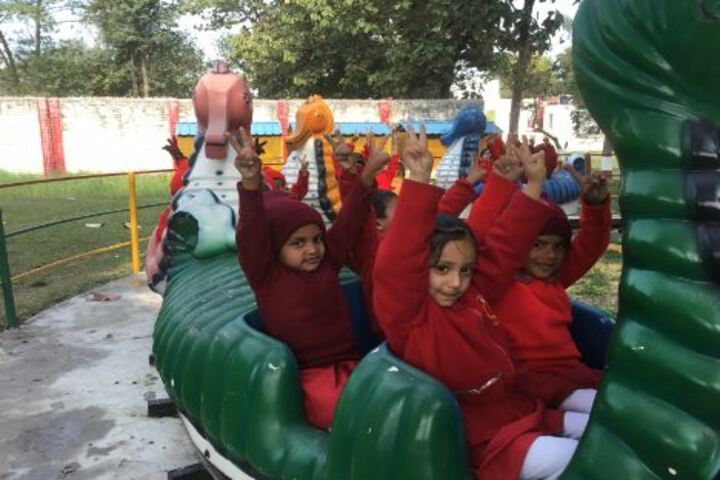 Sainik Public School- Tour