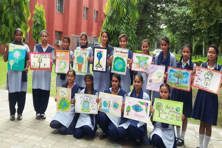 Government Girls Senior Secondary School-Drawing
