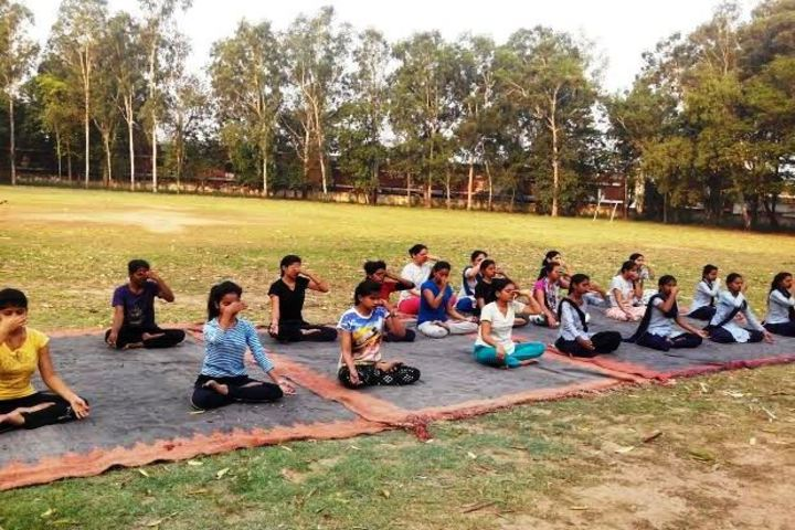 Government Girls Senior Secondary School-Yoga