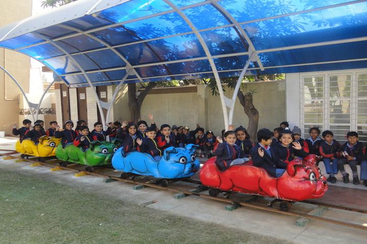 Saint Angels Public School-Excurtion