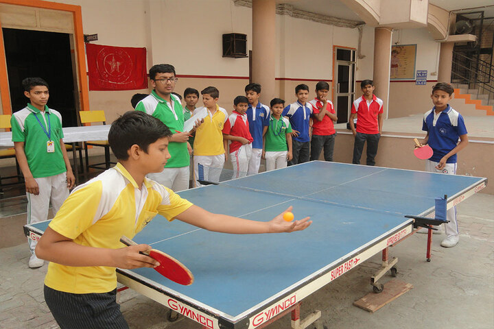 Saint Angels Public School-Sports
