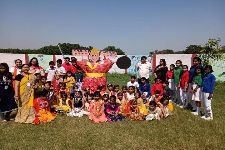 Saint Hood Convent School-Janmashtami Celebrations