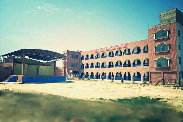 Saint Kewalanand Public School-Campus