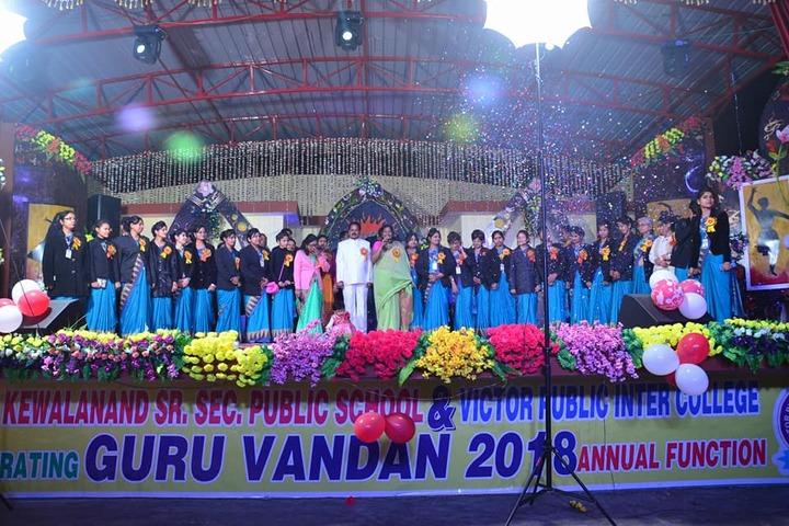 Saint Kewalanand Public School-Graduation Day