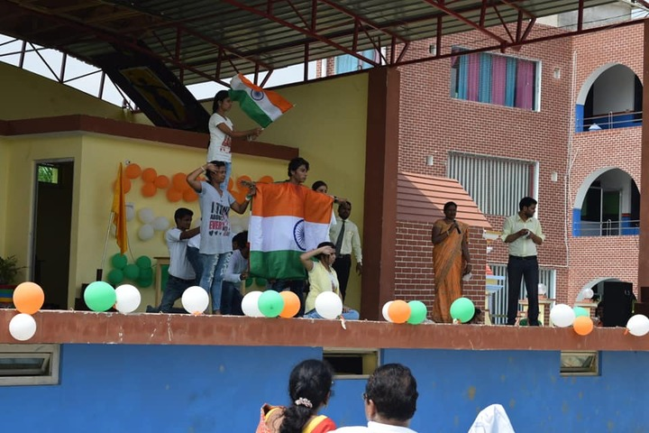 Saint Kewalanand Public School-Independence Day