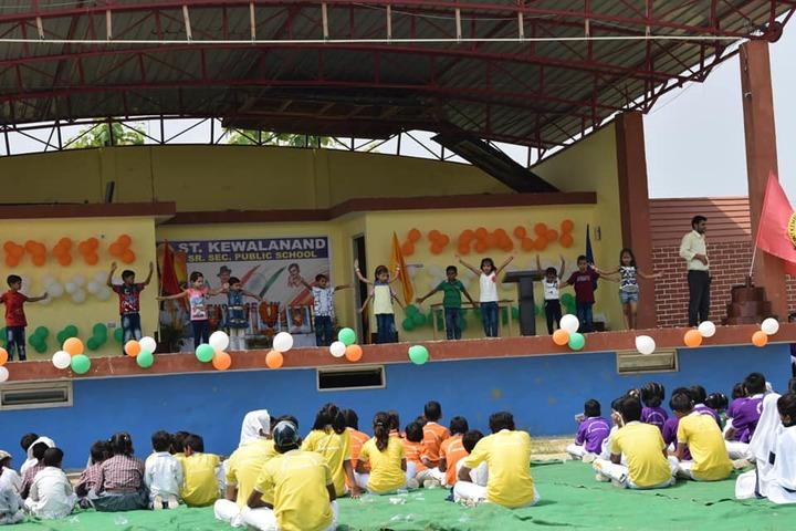 Saint Kewalanand Public School-Republic Day