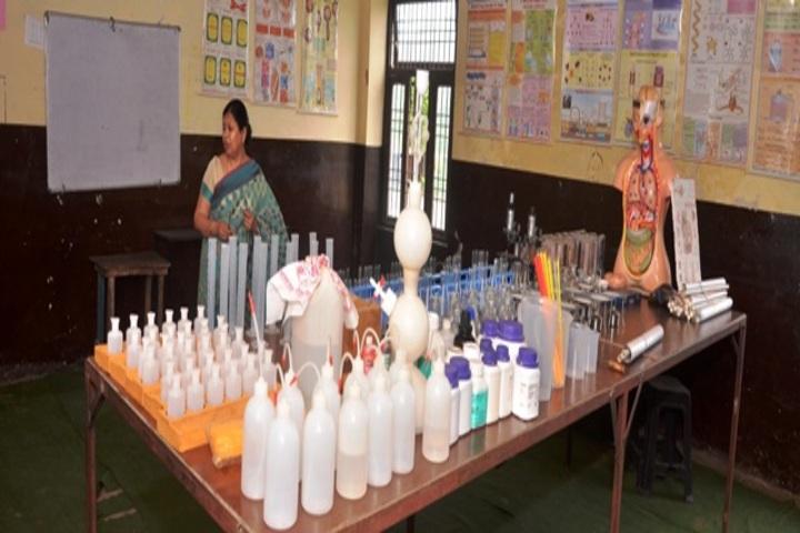 Saint Maruti School-Biology Lab