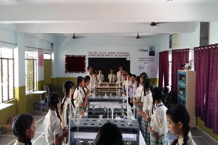 Saint Umar College- Chemistry lab