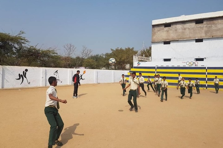 Saint Umar College- Outdoor games