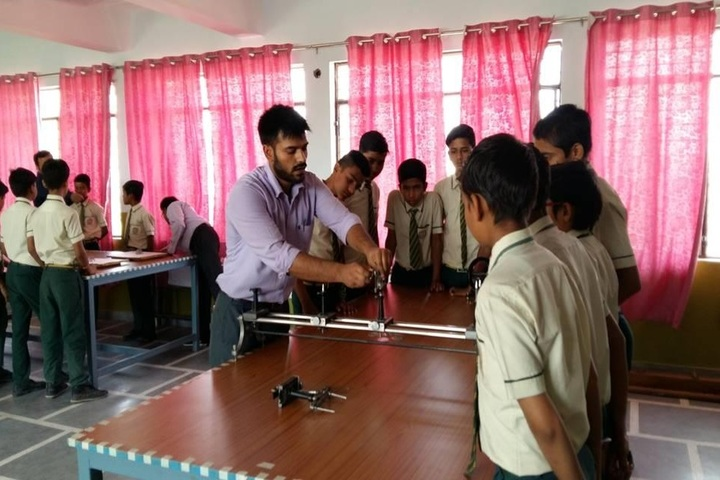 Saint Umar College- Physics lab