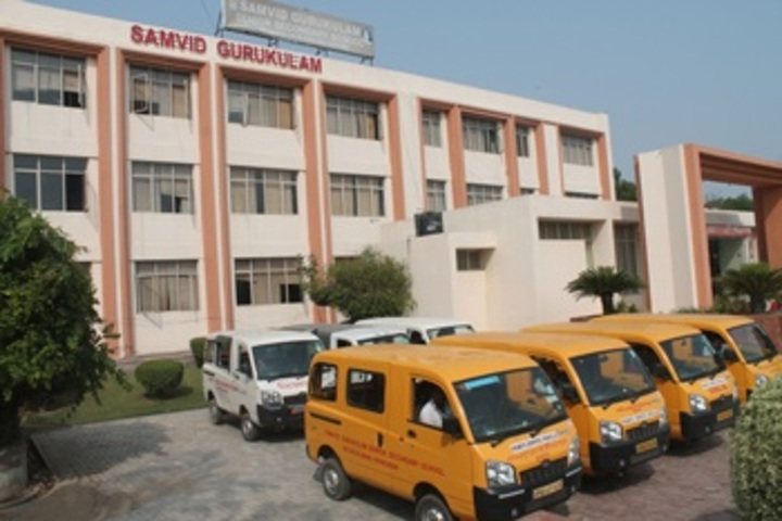 Samvid Gurukulum Senior Secondary School- Transport