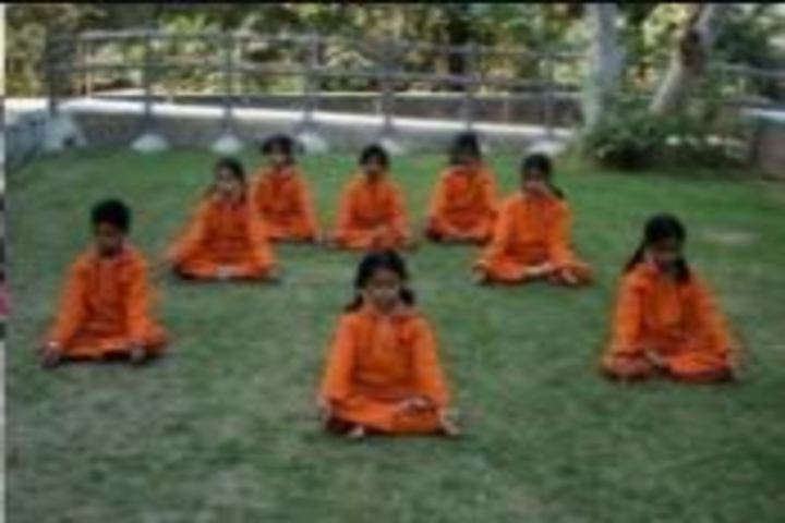 Samvid Gurukulum Senior Secondary School-Yoga