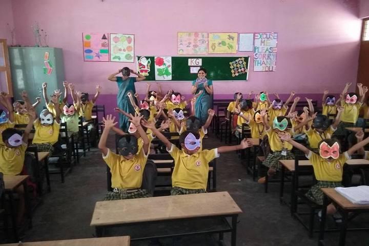 Sandeepani Public School-Class room