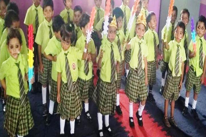 Sandeepani Public School-Dance