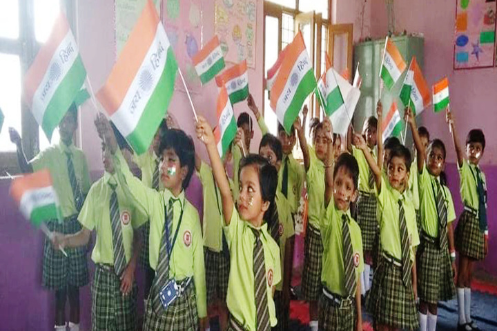 Sandeepani Public School-Independence Celebrations