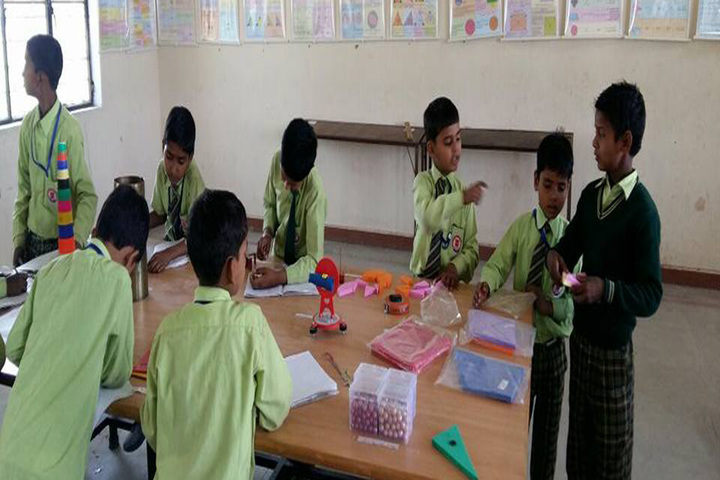 Sandeepani Public School-Lab