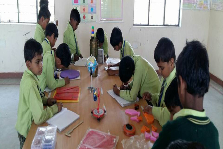 Sandeepani Public School-Laboratory