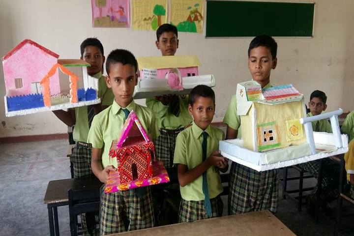 Sandeepani Public School-Students Creativity