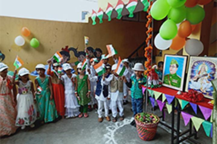 Sangam International School- Independence day