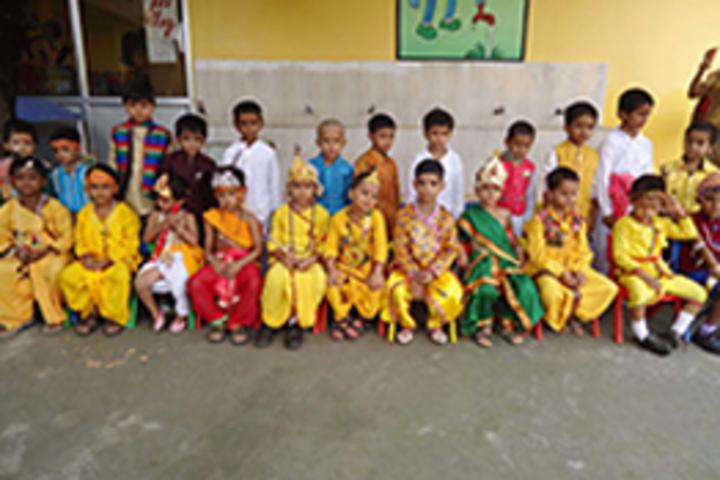 Sangam International School-Event1