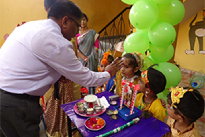 Sangam International School-Janmastami