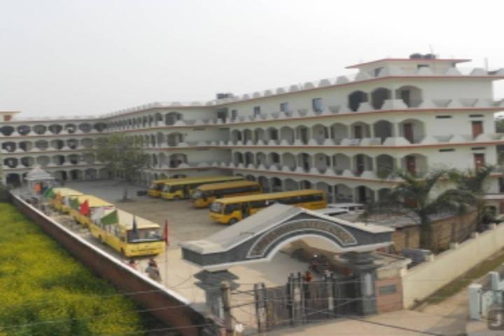 Sangam International School-School Campus