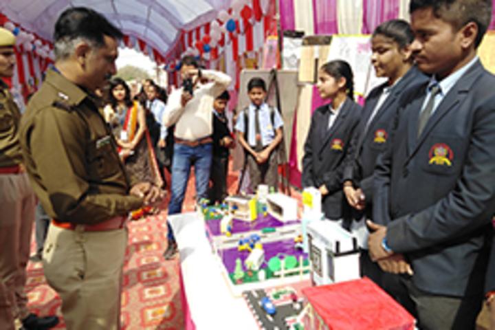Sangam International School-Science Exhibition