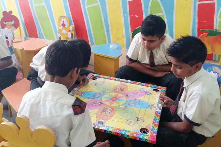 Sanskaar Valley Academy-Indoor games
